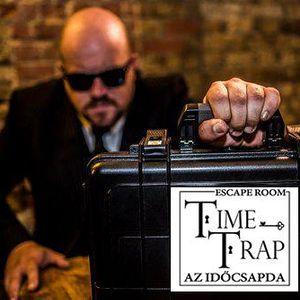 László Albert a csíkszeredai Time Trap Escape Room online verziójáról