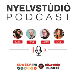 Hollywood Nyelvstúdió Podcast #8 RO